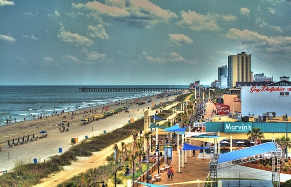 , 5 Reasons to Take an RV Trip to Myrtle Beach