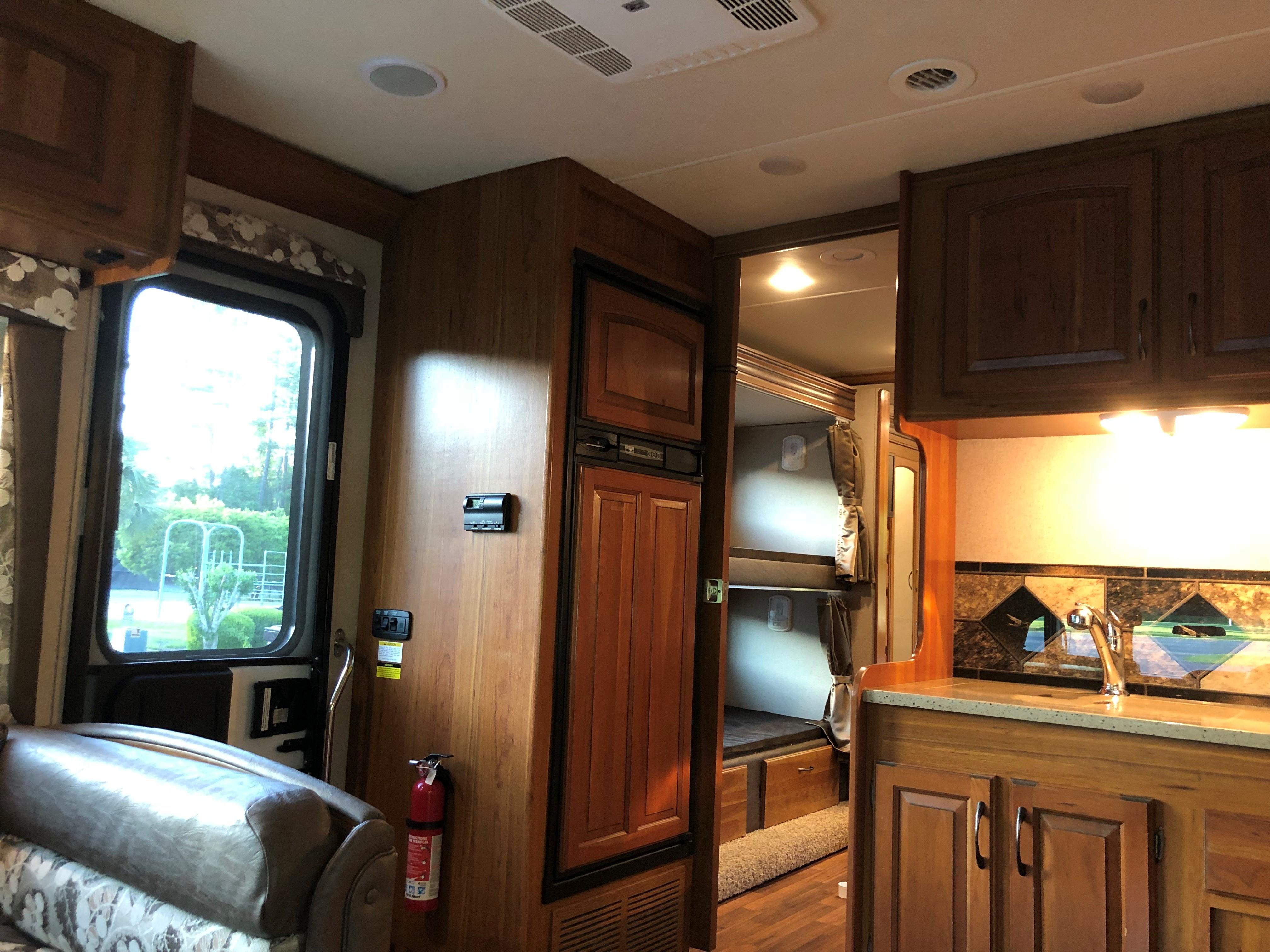 rv rentals jayco, Jayco Greyhawk 31FS