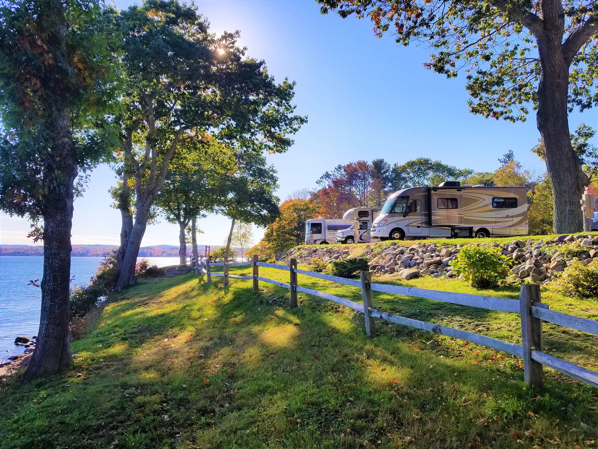 East coast rv trip, Top 10 Places to Visit on an East Coast RV Trip
