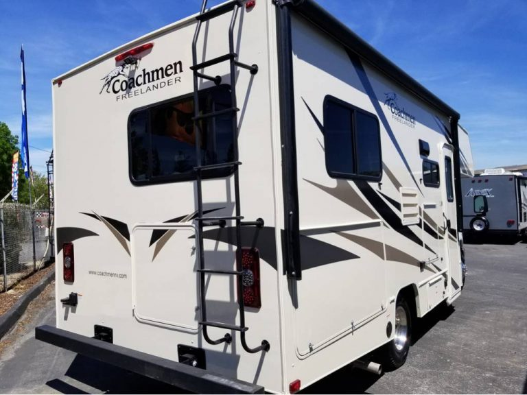 , Coachmen Freelander 21QB